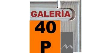 BASTIDOR GALERÍA 3D (ANCHO DE LISTÓN 46 X 32) 100 X 73 40P