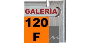 BASTIDOR GALERÍA 3D (ANCHO DE LISTÓN 46 X 32) 195 X 130 120F