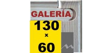 BASTIDOR GALERÍA 3D (ANCHO DE LISTÓN 46 X 32) 130 X 60