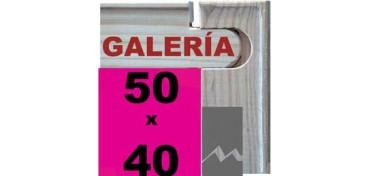 BASTIDOR GALERÍA 3D (ANCHO DE LISTÓN 46 X 32) 50 X 40