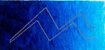 OLD HOLLAND ACRÍLICO NEW MASTERS AZUL TRANSPARENTE - TRANSPARENT BLUE - SERIE B Nº 680