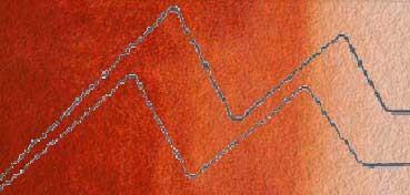 OLD HOLLAND ACUARELA CLÁSICA ROJO BAROK DORADO (GOLDEN BAROK RED) Nº 136 SERIE 3