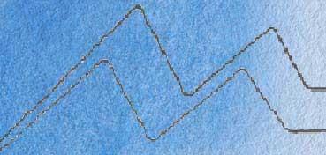 OLD HOLLAND ACUARELA CLÁSICA AZUL CARIBEÑO OSCURO (CERULEAN BLUE DEEP) Nº 235 SERIE 5