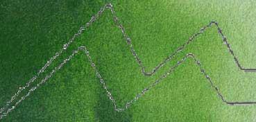 OLD HOLLAND ACUARELA CLÁSICA LACA VERDE VEJIGA EXTRA (SAP GREEN LAKE EXTRA) Nº 292 SERIE 2