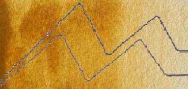 OLD HOLLAND ACUARELA CLÁSICA LACA AMARILLO ÓXIDO TRANSPARENTE (TRANSPARENT OXIDE YELLOW LAKE) Nº 328 SERIE 2