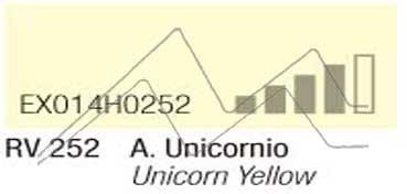 MONTANA HARDCORE SPRAY PINTURA AMARILLO UNICORNIO Nº 252