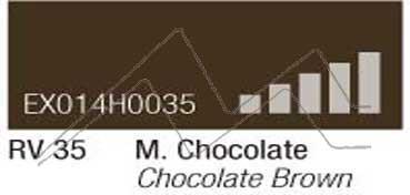 MONTANA HARDCORE SPRAY PINTURA MARRÓN CHOCOLATE Nº 35