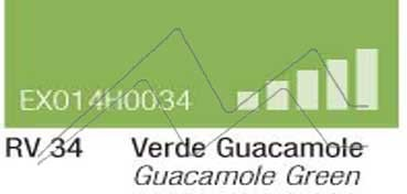 MONTANA HARDCORE SPRAY PINTURA VERDE GUACAMOLE Nº 34