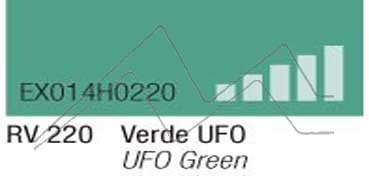 MONTANA HARDCORE SPRAY PINTURA VERDE UFO Nº 220