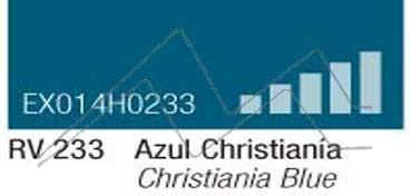 MONTANA HARDCORE SPRAY PINTURA AZUL CHRISTIANIA Nº 233