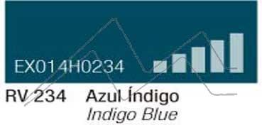 MONTANA HARDCORE SPRAY PINTURA AZUL INDIGO Nº 234