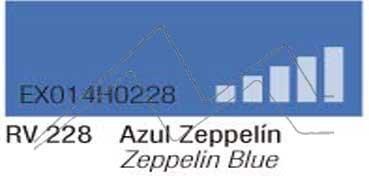MONTANA HARDCORE SPRAY PINTURA AZUL ZEPPELIN Nº 228