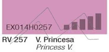 MONTANA HARDCORE SPRAY PINTURA VIOLETA PRINCESA Nº 257