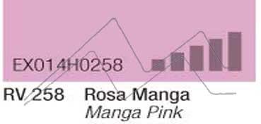 MONTANA HARDCORE SPRAY PINTURA ROSA MANGA Nº 258