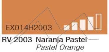 MONTANA HARDCORE SPRAY PINTURA NARANJA PASTEL Nº 2003