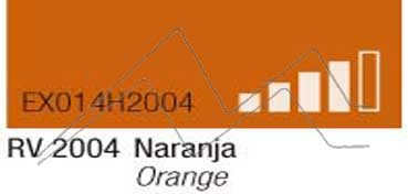 MONTANA HARDCORE SPRAY PINTURA NARANJA Nº 2004