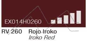 MONTANA HARDCORE SPRAY PINTURA ROJO IROKO Nº 260