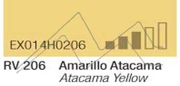 MONTANA HARDCORE SPRAY PINTURA AMARILLO ATACAMA Nº 206