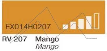 MONTANA HARDCORE SPRAY PINTURA MANGO Nº 207