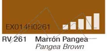 MONTANA HARDCORE SPRAY PINTURA MARRÓN PANGEA Nº 261