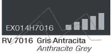 MONTANA HARDCORE SPRAY PINTURA GRIS ANTRACITA Nº 7016