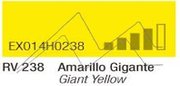 MONTANA HARDCORE SPRAY PINTURA AMARILLO GIGANTE Nº 238