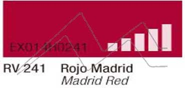 MONTANA HARDCORE SPRAY PINTURA ROJO MADRID Nº 241