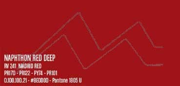 MONTANA WATER BASED PINTURA EN SPRAY BASE AGUA NAPHTHOL RED DEEP Nº 241