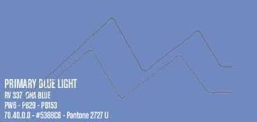 MONTANA WATER BASED PINTURA EN SPRAY BASE AGUA PRIMARY BLUE LIGHT Nº 337