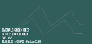 MONTANA WATER BASED PINTURA EN SPRAY BASE AGUA EMERAL GREEN DEEP Nº 221