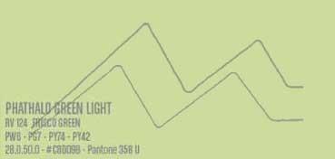 MONTANA WATER BASED PINTURA EN SPRAY BASE AGUA PHTHALO GREEN LIGHT Nº 124