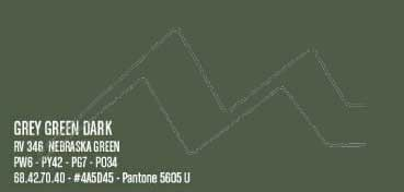 MONTANA WATER BASED PINTURA EN SPRAY BASE AGUA GREY GREEN DARK Nº 346