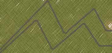 ART CHUNKY CRETACOLOR VERDE OLIVA OSCURO - LONGITUD 80 MM