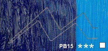 TALENS COBRA ÓLEO AL AGUA AZUL FTALO - PHTHALO BLUE - SERIE 3 - Nº 570