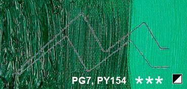 TALENS COBRA ÓLEO AL AGUA VERDE OSCURO PERMANENTE - PERMANENT GREEN DEEP - SERIE 3 - Nº 619