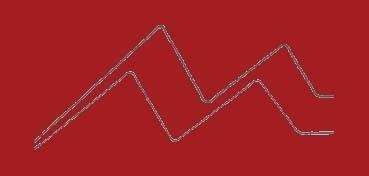 DECOART AMERICANA GLOSS ENAMEL ROJO TOSCANA (TUSCAN RED) DAG265