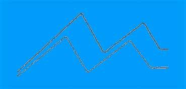 DECOART AMERICANA ACRÍLICO NEÓN AZUL ELÉCTRICO (ELECTRIC BLUE) DHS6