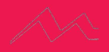 DECOART GLASS PAINT MARKERS - ROTULADORES AL AGUA PARA VIDRIO Y PORCELANA - ROJO (RED) DGPM05