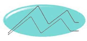 DECOART AMERICANA MULTI-SURFACE SATIN COASTAL WATERS DA-523