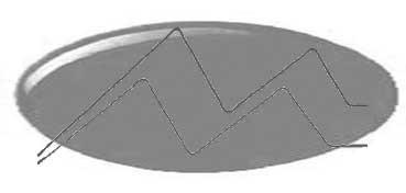 DECOART AMERICANA MULTI-SURFACE SATIN STEEL GREY DA-538