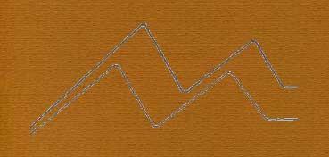 DALER-ROWNEY CARTÓN PASSE-PARTOUT ALMA BLANCA 1,4 MM - COFFEE Nº 014