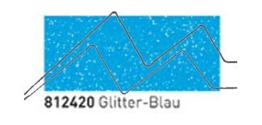 JAVANA CONTORNEADOR SEDA PURPURINA-BLUE 20ML RFA.K812420SB