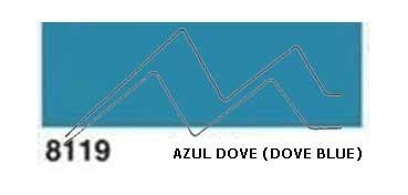 JAVANA PINTURA PARA SEDA AZUL DOVE (DOVE BLUE) RFA.K8119