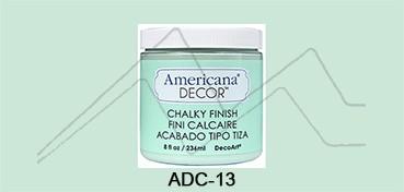 AMERICANA DECOR CHALKY FINISH VERDE REFRESCO ADC-13