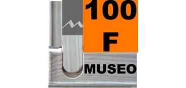 BASTIDOR MUSEO (ANCHO DE LISTÓN 60 X 22) 162 X 130 100F
