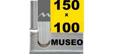 BASTIDOR MUSEO (ANCHO DE LISTÓN 60 X 22) 150 X 100