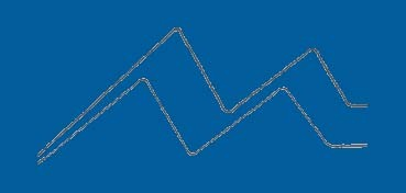 DECOART AMERICANA GLOSS ENAMEL AZUL VERDADERO (TRUE BLUE) DAG36