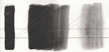 AQUARIUS ROMAN SZMAL EXTRA FINE WATERCOLOR - MARS BLACK - SERIE 1 - Nº 134