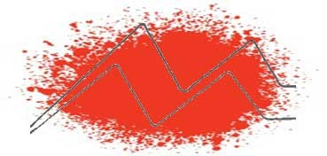 LIQUITEX SPRAY ACRÍLICO - PROFESSIONAL SPRAY PAINT - ROJO FLUORESCENTE (FLUORESCENT RED) SERIE 2 Nº 0983