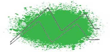 LIQUITEX SPRAY ACRÍLICO - PROFESSIONAL SPRAY PAINT - VERDE FLUORESCENTE (FLUORESCENT GREEN) SERIE 2 Nº 0985